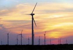 wind farm, wind turbine