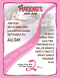 Uncle Maddio's Supports Breast Cancer Programs