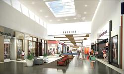 Grapevine Mills, shopping, renovation, Texas