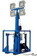 600 Watt High Intensity LED Light Plant that Extends to 30'