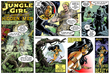 Jungle Girl! All new webcomic from the Master of Adventure, Edgar Rice Burroughs!