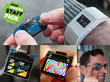 The TinyScreen wearable electronics project takes off on Kickstarter -...