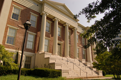 Lincoln Memorial University-Duncan School of Law is located in downtown Knoxville in the Old City Hall building.