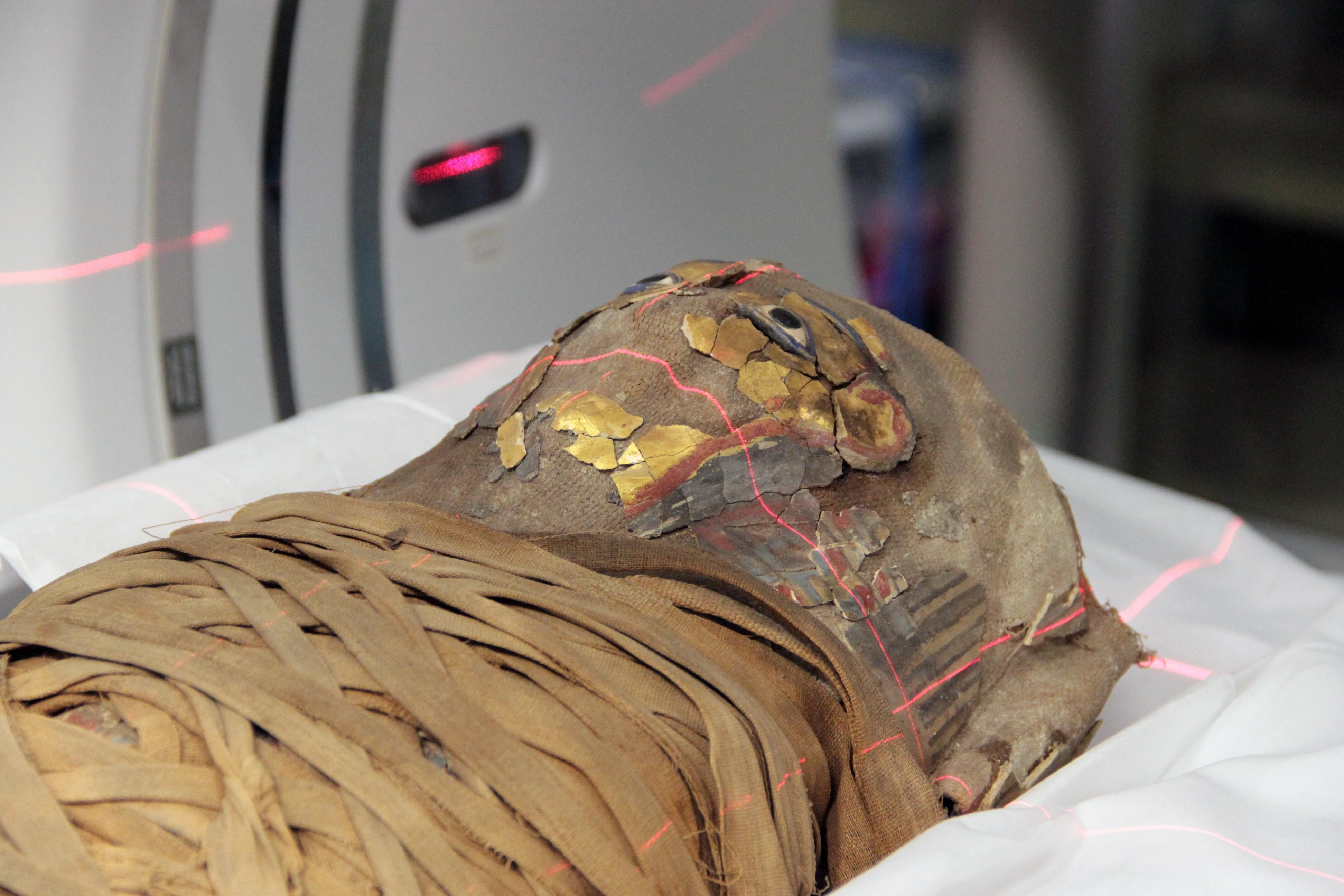 Modern Medicine Unwraps Ancient Mysteries Around 2,000 ...