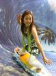 Surf Simulator Event Entertainmen Photo Opp