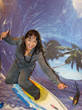 Surf Simulator Event Entertainment  Photo Opp Virtual Surfing