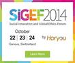 SIGEF 2014 : Ateliers Thématiques et Exposition Photographique...