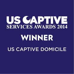 Vermont captive insurance, U.S. domicile of the year