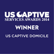 Vermont Wins Top U.S. Domicile for Captive Insurance for Second Year; Captive Review Magazine Announces 2014 Industry Awards.