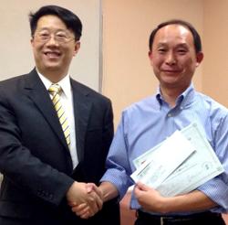 Danny Qiu Tronex Herbal Chien Liang Lin