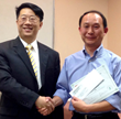 Tronex Herbal Solutions presents 2013-2014 Nong's Scholarship to...