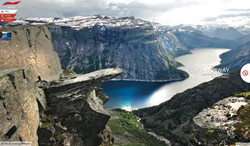 Visit Fjord Norway - Discover a different kind of magic
