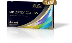 Try the Air Optix Colors Contact Lenses Today!