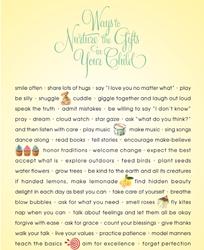 Ways To Nurture Your Child