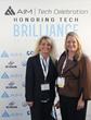 Cox Execs at AIM Tech Celebration