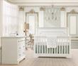 baby bedding, made in USA baby bedding, crib bedding, linen crib bedding