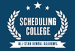 Come join the online learning community at Scheduling College!