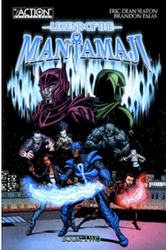 Legend of the Mantamaji, graphic novels, comics, black superhero, #WeNeedDiverseBooks