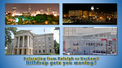 Hilldrup Moving & Stoage Company