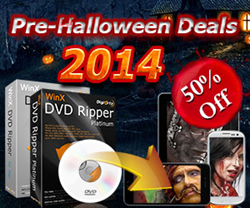 Pre-Halloween Deals 2014