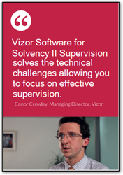 Vizor for Solvency II