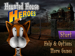 Haunted House Heroes screenshot