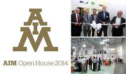 AIM Open House 2014