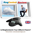 RingCentral UK Office Phone Service