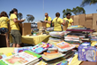THINK Together Collects Over 100,000 Books In Annual Book Drive For...