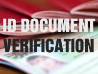 Identity Document Verification