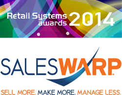 Retail Systems Awards and SalesWarp