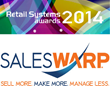 SalesWarp Shortlisted for the 2014 Retail Systems Awards