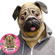 Pug Mask from Stupid.com
