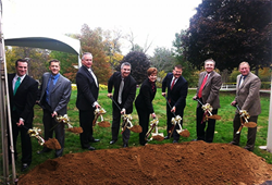 Assisted Living Groundbreaking