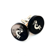 Handmade Gift Shop Now Offering Kokopelli Cufflinks on Etsy