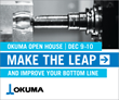 "Okuma America to Host ""Make the Leap"" Technology Showcase December..."