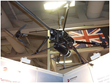 Velodyne HDL-32E sensor integrated into Routescene's LidarPod for mobile mapping and UAVs,  in Berlin