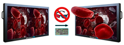 Wildfire3D™ Display Converts Side-by-Side to Glasses-Free 3D in Real-Time