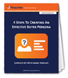 For a Limited Time @Pinpointe Offers A 4-Step Buyer Personas Kit