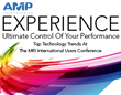 "AMP Technologies Reveals Top Technology Trends That Are ""Lighting Up The User Experience"" at the MRI International Users Conference"