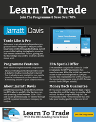 Trade Forex with Jarratt Davis
