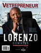 First Minority Vetrepreneur of the Year®, Lorenzo Downing, CEO of...