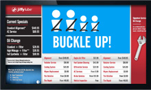 America On Hold Adds Digital Signage