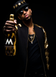 Drumma Boy - the Conductor Scores Again, but This Time with a Sparkling Ovation