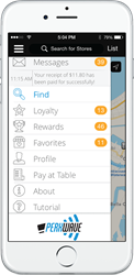 "Harbortouch Unveils ""Pay-at-the-table"" Perkwave Mobile App Powered by Apple Pay™ Technology"
