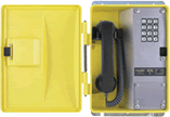 Weather Resistant Hazardous Area IP Phone