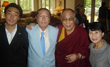 Dr. Emoto and The Dalai Lama