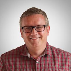 Wayne Middleton, creative director of MI Digital