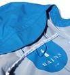 RAINS Sky Blue Waterproof Hooded Jacket from Woodhouse £75