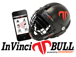 InVinci-Bull powered by Shockbox helmet sensors